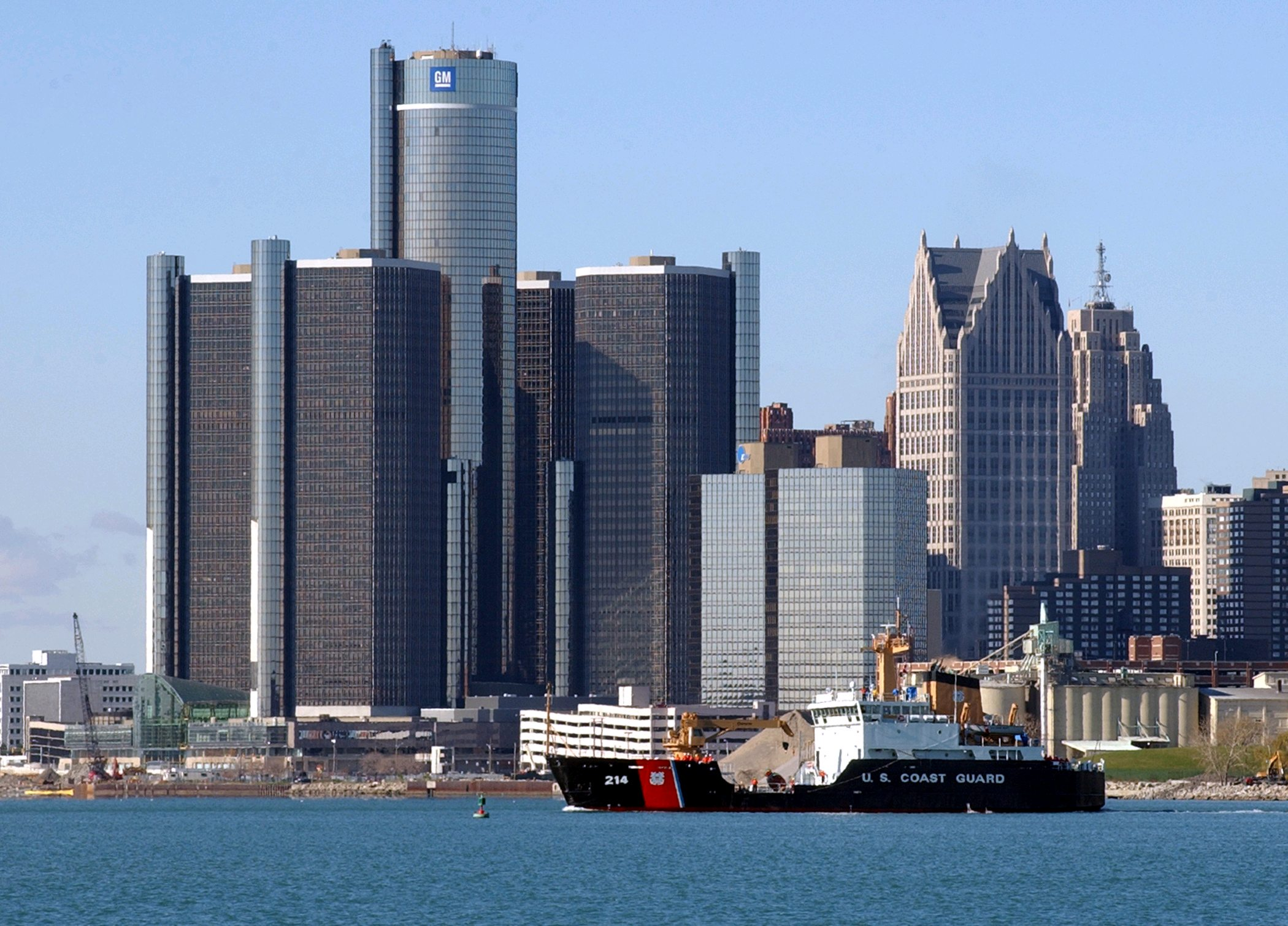 Detroit_GM_headquarters