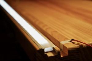 LED profil ya osvetljenje stepeništa
