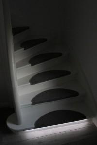 LED osvetljenje stepeništa 1