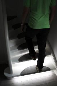 LED osvetljenje stepeništa 2