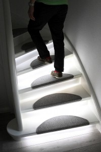 LED osvetljenje stepeništa 3